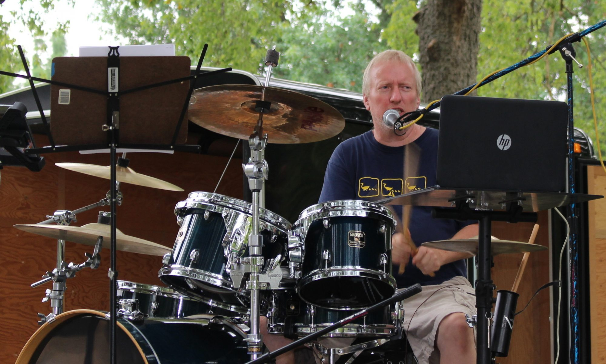 Pat The Drummer